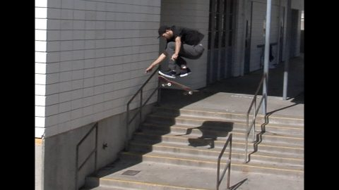 Tom Rohrer Hardflip 6 Flat 2 Raw Cut | E. Clavel