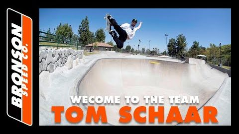 Tom Schaar: Welcome To The Team | Next Generation Bearings | Bronson Speed Co. | Bronson Speed Co.