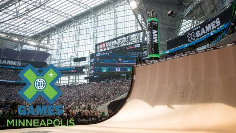 Tom Schaar wins Skateboard Big Air silver | X Games Minneapolis 2017 - X Games