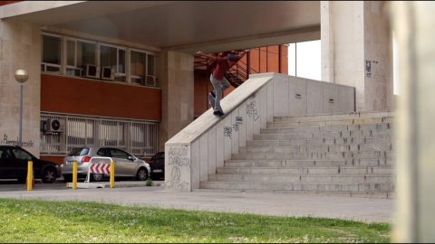 TOMMY FYN: PRO PART - RAW - 2014 | Chris Ray