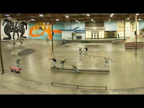 Tommy Fynn - It Must Be Nice - The Berrics