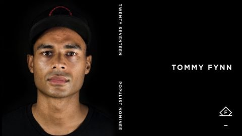 Tommy Fynn | Populist: 2017 - The Berrics