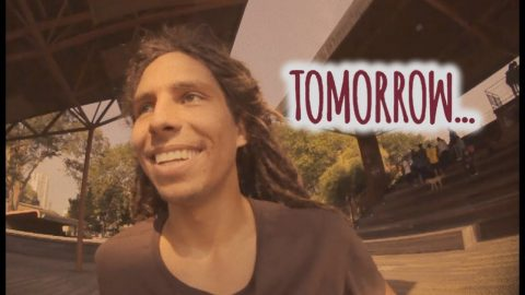 Tomorrow... Sergio Santoro 'Nicest Moments' Video Part | The Berrics
