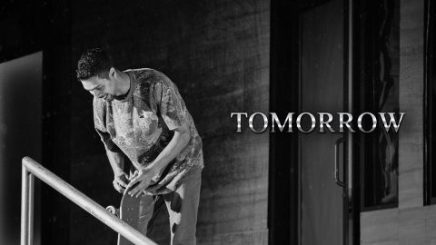 TOMORROW... The Berrics Recruits Julian Christianson | The Berrics