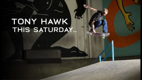 Tony Hawk BATTLE COMMANDER Coming This Saturday | The Berrics