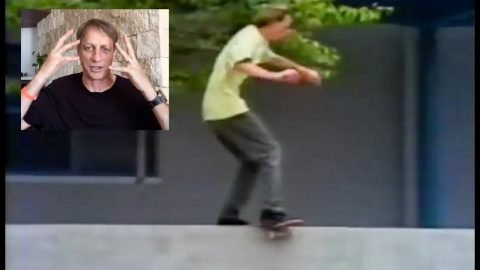 Tony Hawk: Behind Birdhouse's First Video Feasters | The Berrics