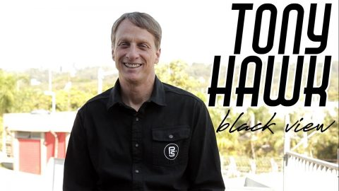 Tony Hawk - Black View | Black Media