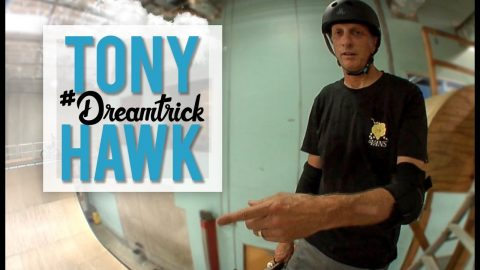 Tony Hawk Does His Dream Trick | The Berrics