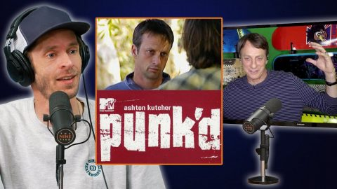 Tony Hawk Got Punk'd.. But Did He Believe It Was Real? | Nine Club Highlights