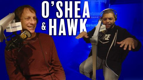 Tony Hawk Interviews O'Shea Jackson Jr. - Demolition Radio Sirius XM | RIDE Channel