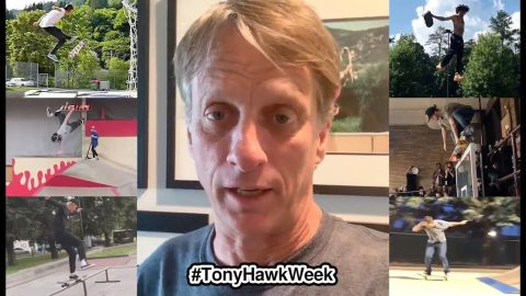 Tony Hawk Reveals The WINNER Of The #TonyHawkWeek Contest! | The Berrics