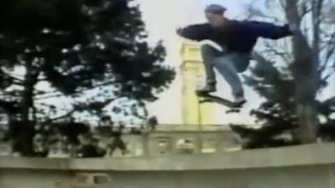 Tony Hawk - Short Lived Street Skating - The Berrics