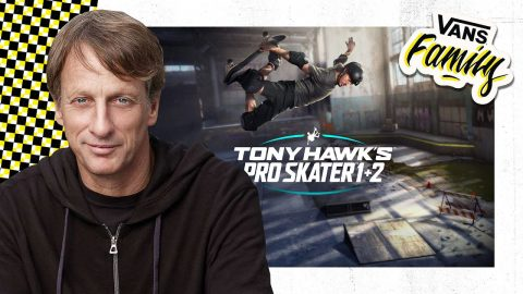 Tony Hawk THPS Gameplay Winner | Vans Family | VANS | Vans