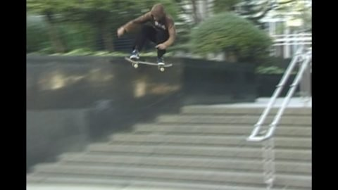 Tony Rafanomezana's 'MTL' part | Freeskatemag