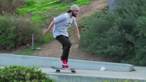 Torey Pudwill Going The Distance | Grizzly Griptape