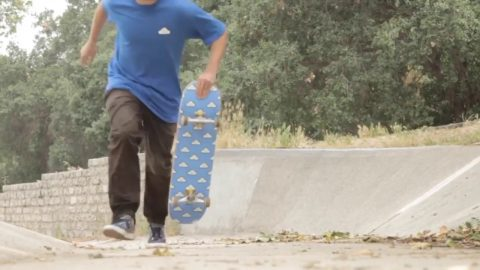 Torey Pudwill - Good Cloud commercial | Thank You Skateboards