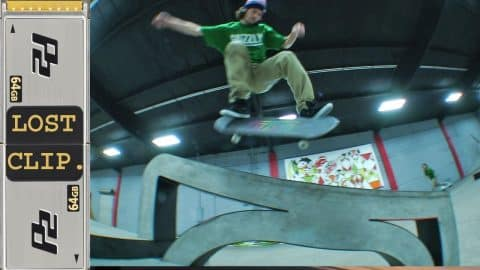Torey Pudwill Lost Skateboarding Clips #169 - Skateintheday