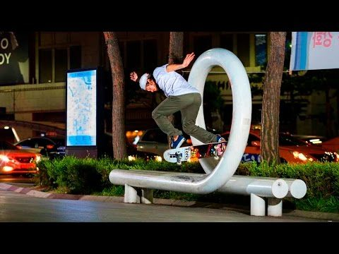 Torey Pudwill's Flatbar Frenzy - Red Bull