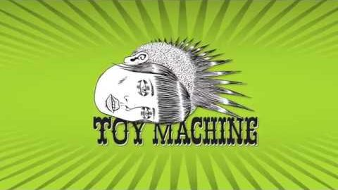 TOY MACHINE - HAIRDOS OF DEFIANCE | Tum Yeto