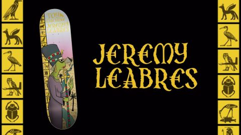 TOY MACHINE - JEREMY LEABRES | Tum Yeto
