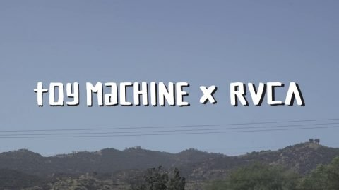 Toy Machine x RVCA - rvca