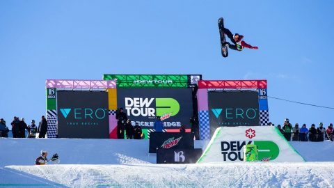 Toyota Men's Snowboard Modified Superpipe Final | Winter Dew Tour Copper 2020 (Day 4) | Dew Tour