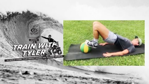 Train with Tyler Round 3: 2x World Champ Tyler Wright Shares her Training Secrets | Rip Curl