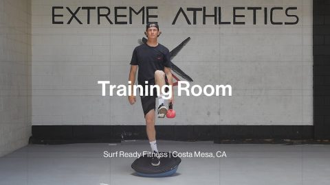 Training Room: 4 Stability Moves for Skateboarders with Josh Borden | Adventure Sports Network