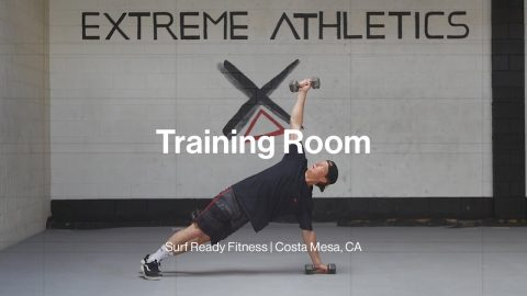 Training Room: 4 Strength Moves for Skateboarders with Josh Borden | Adventure Sports Network