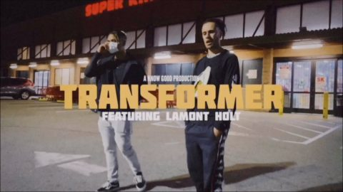 Transformer - Lamont Holt & Swank (Official Music Video) | Lamont Holt