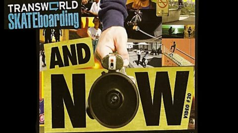 Transworld SKATEboarding: And Now - Official Trailer - Dave Gravette, Nick Trapasso - Echoboom Sports