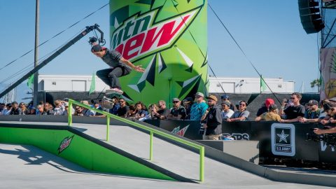 TransWorld SKATEboarding Team Challenge Recap Video | Dew Tour Long Beach 2018 | Dew Tour
