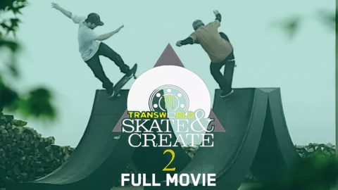 TransWorld SKATEboarding's Skate and Create 2 - Full Movie | Echoboom Sports