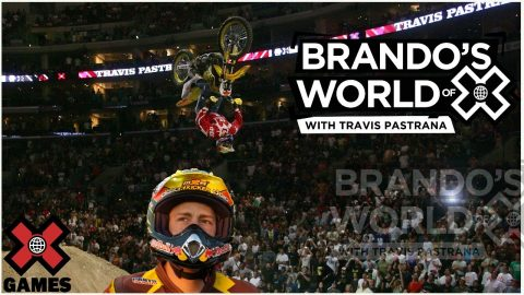 TRAVIS PASTRANA: Til The Wheels Fall Off | World of X Games | X Games