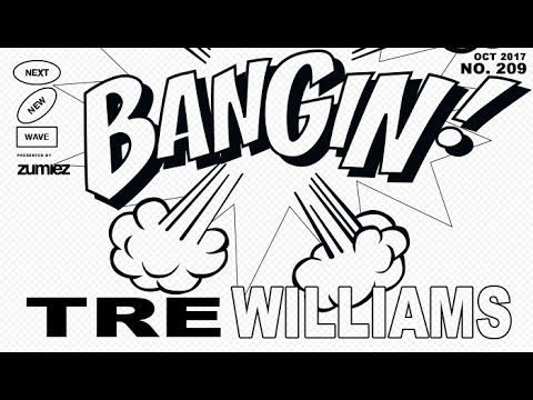 Tre Williams - Bangin! - The Berrics