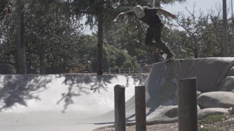 Trevor Colden - Check-In | Skullcandy - The Berrics