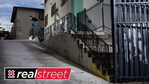 Trevor Colden: Real Street 2018 | World of X Games - X Games