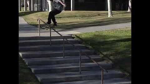 Trevor Mcclung B Roll Wednesday's | Plan B Skateboards