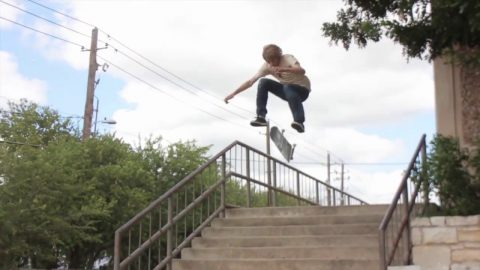 Tristan Moss - Laugh skateboards - LowcardMag