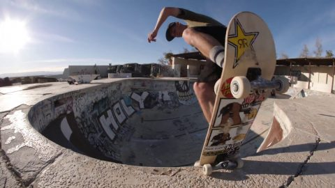 Tristan Rennie: RAW AMs | Independent Trucks | Independent Trucks