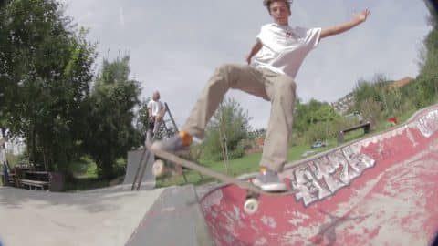 Trompe Le Monde – Rough Cuts - Freeskatemag