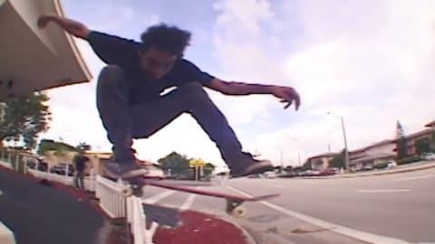 Troy Betances, Magnolia Part | TransWorld SKATEboarding - TransWorld SKATEboarding