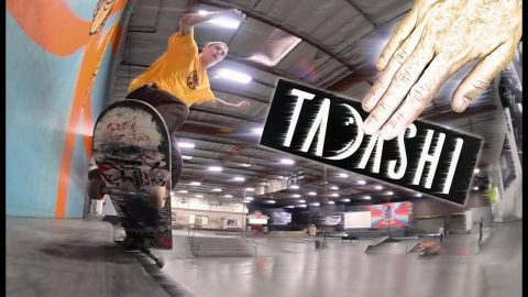 Try Not To Flinch! This Tadashi Video Gets Up Close And Personal | The Berrics