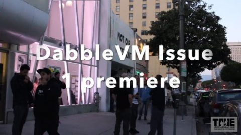 "TSM ""LIVE SHOW"" Presents: idabbleVM Issue 1 Premiere 