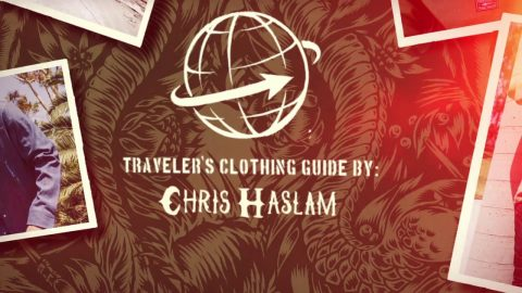 Turbokolor Co. Traveler's Clothing Guide by Chris Haslam - Turbokolor Co. Official Channel