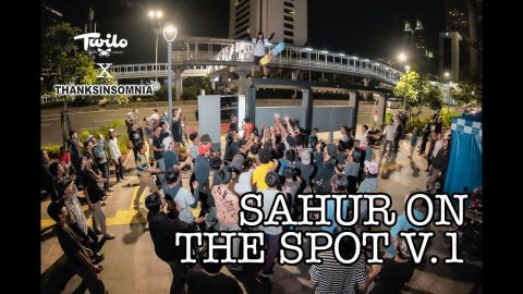 "Twilo Skate Corner X Thanksinsomnia ""Sahur On The Spot"" Video 