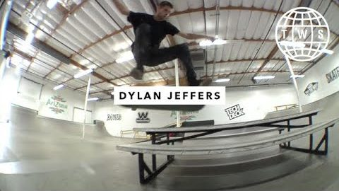 TWS Park: Dylan Jeffers | TransWorld SKATEboarding