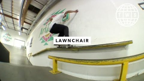 TWS Park: Lawnchair Hardware | TransWorld SKATEboarding