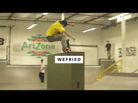 TWS Park: WEFRIED - TransWorld SKATEboarding