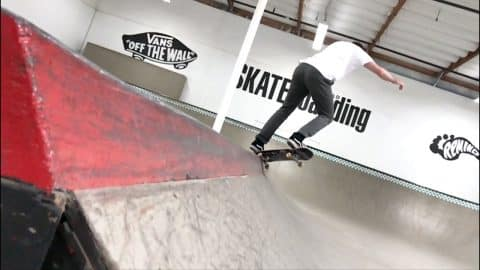 #TWSstaffSession #42 Skateboarding At Work - TransWorld SKATEboarding
